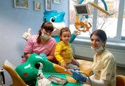 Детский стоматолог в городе Черкассы - лечение зубов у детей