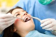 Лечение зуба и установка фотополимерной пломбы в городе Черкассы